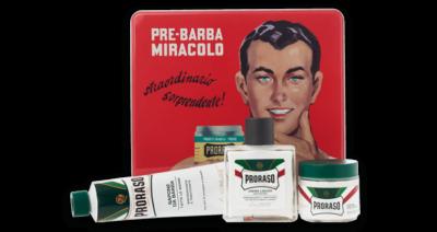 Proraso Shaving - Vintage Collection Gino Tin