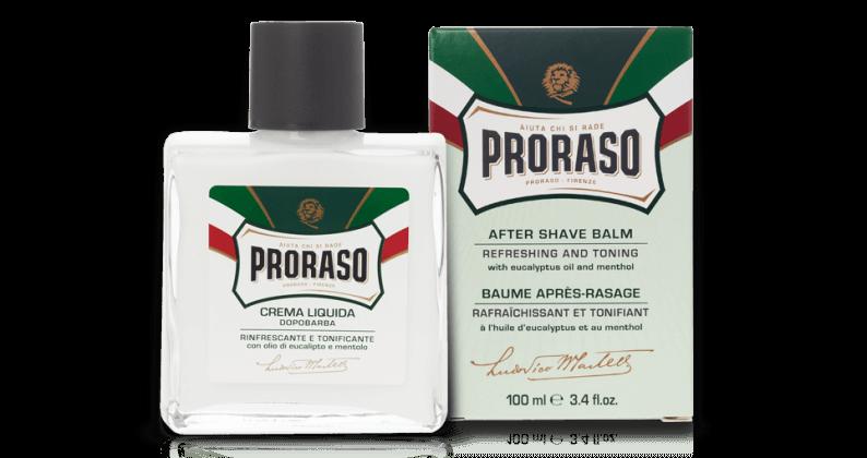Proraso Aftershave Balm - Protective & Moisturizing Formula