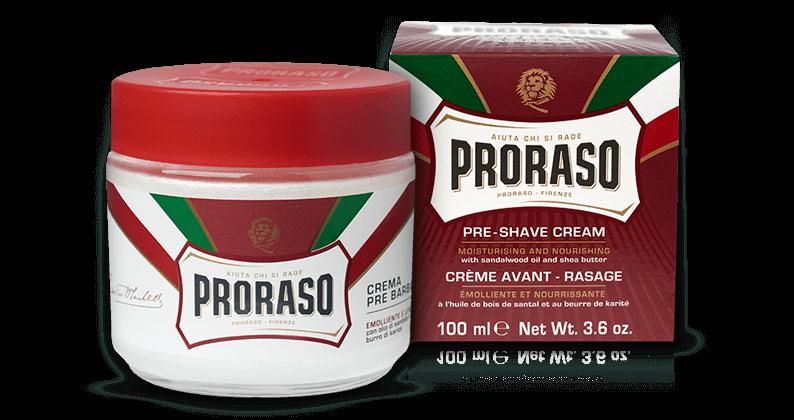 Proraso Pre-Shave Cream - Sensitive Skin Formula
