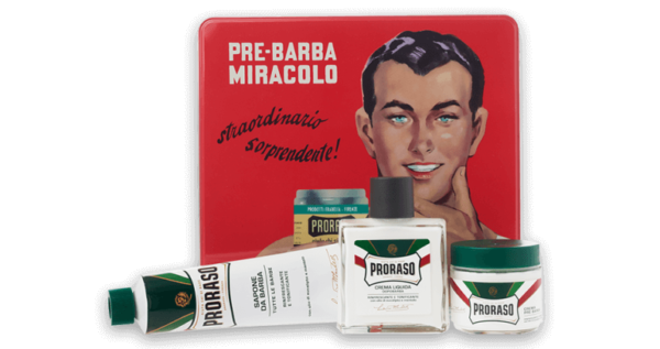 Proraso Shaving - Vintage Collection Gino Tin