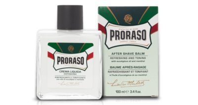 Proraso Aftershave Balm - Protective & Moisturizing Formula