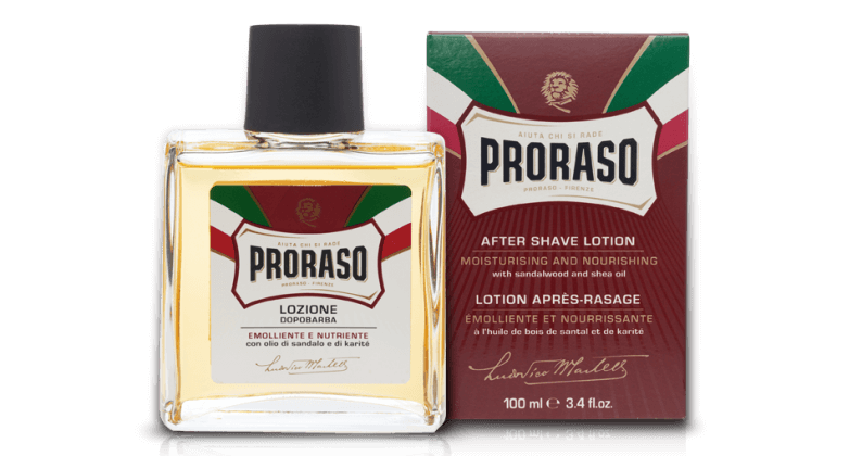 Proraso Aftershave Lotion - Classic Formula