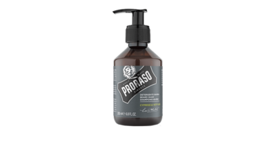 Proraso Beard Wash - Cleanse, Soften and Smoothe Both Beard and Skin