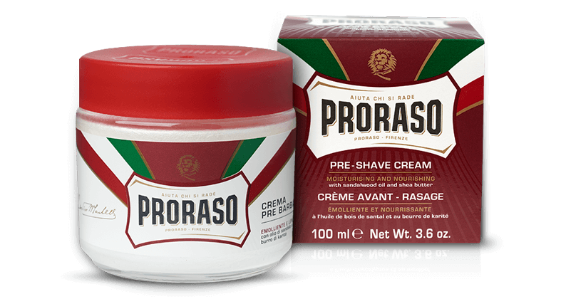 Proraso Pre-Shave Cream - Sensitive Skin Formula