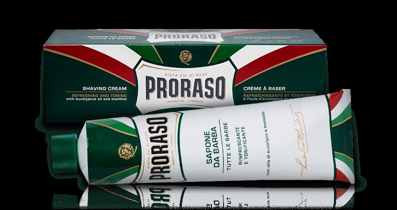 Proraso Shaving Cream In A Tube - Classic Formula